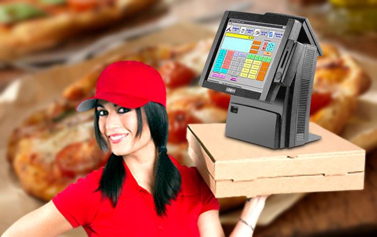 Gestione Pizzerie Asporto & Domicilio